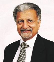 II Anant M P Shah OBE 2020
